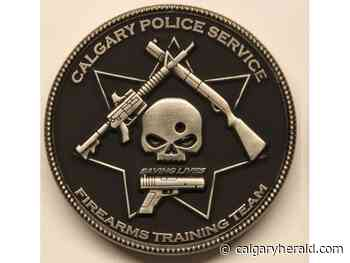 'Unbelievably inappropriate': Calgary police prohibit distribution of 'offensive' coin - Calgary Herald