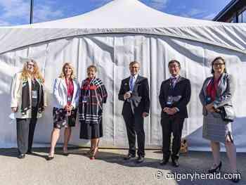 Jayman Built celebrates milestone with generous donation to agencies - Calgary Herald