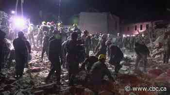 Azerbaijan says at least 10 killed in latest rocket attack, blames Armenia