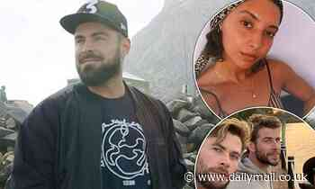 Zac Efron celebrates 33rd birthday with famous pals and girlfriend Vanessa Valladares in Byron Bay