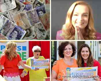 North Yorkshire's biggest People's Postcode Lottery winners | York Press - York Press