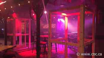 Saskatoon bar flagged for possible COVID-19 exposure says inspectors approved its 'redneck dance cubes'