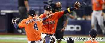 Les Astros forcent la tenue d'un match ultime