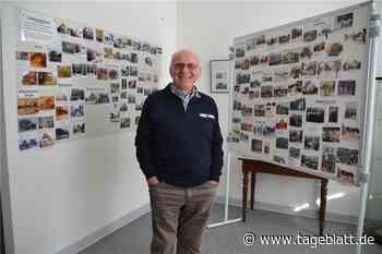 Er baute eine Ausstellung auf, die niemand sah - TAGEBLATT - Lokalnachrichten aus Drochtersen. - Tageblatt-online