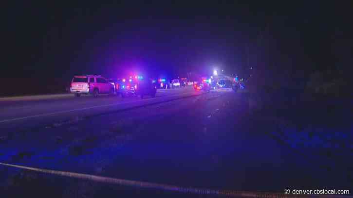 Commerce City Police Officer Killed In Double Fatal Crash On Hwy 2