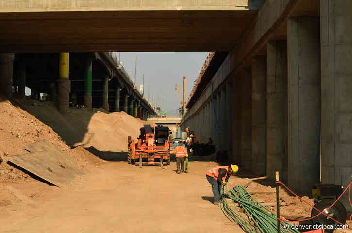 WB I-70 Ramp To Colorado Boulevard Closed This Weekend For Central 70 Project