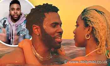 Jason Derulo reveals why he started singing his name in his songs again: 'I had to bring that back'