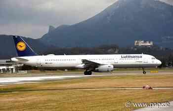 Lufthansa stockt Flüge auf: Zwei Mal täglich nach Frankfurt - Passauer Neue Presse