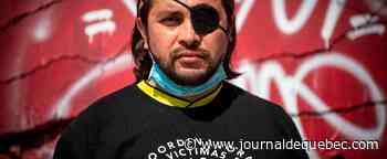 Chili: éborgnés pendant les manifestations, leur douleur n'est pas vaine