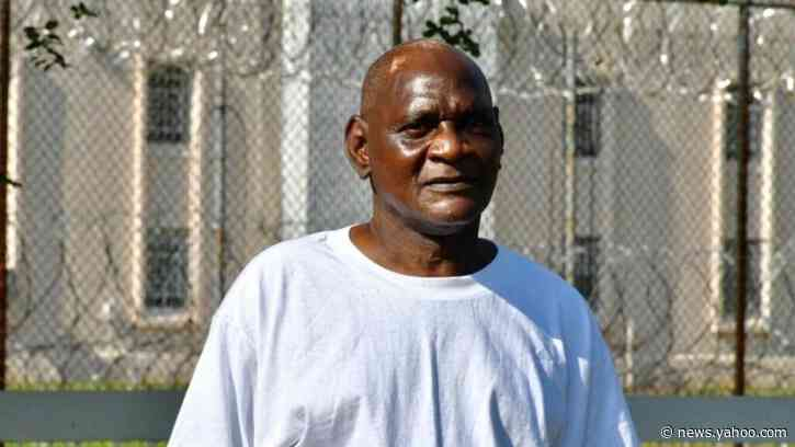 Black man sentenced to life for stealing hedge clippers released after 24 years