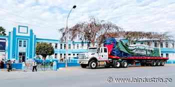 Coronavirus: Valle Chicama cuenta con primera planta de oxígeno - La Industria.pe
