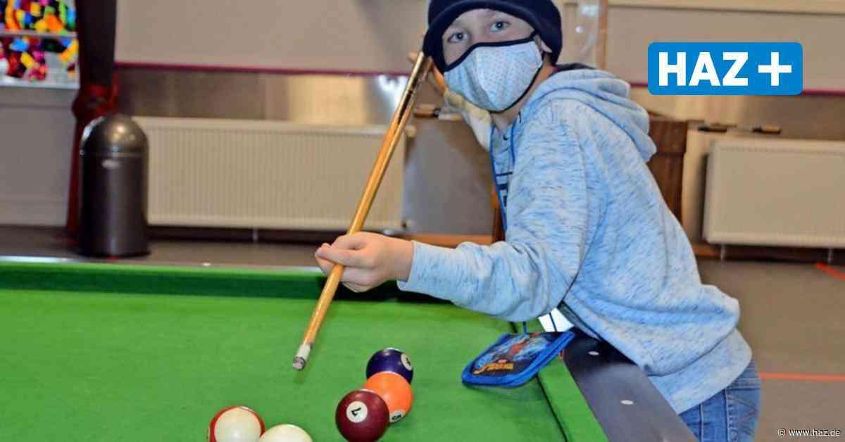 Uetze: Herbstferien-Programm der Gemeinde kommt bei den Kindern gut an - Hannoversche Allgemeine