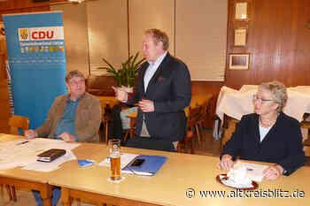 CDU-Gemeindeverband Uetze stellt erste Weichen für die Bundestagswahl 2021 - AltkreisBlitz