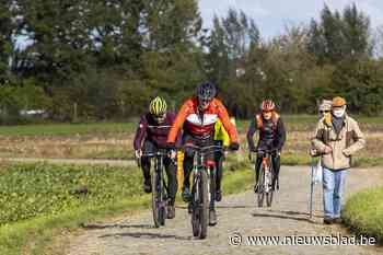 Verkenningen lokken evenveel wandelaars, fietstoeristen én spotters van renners als voorheen