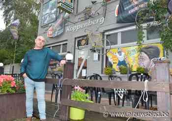 """Uitbater Kaffee Koppenberg: """"Ik heb lang getwijfeld, maar doe toch open omdat we in dit rampjaar moeten meepakken wat we kunnen"""""""
