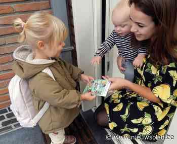 """""""Beestig bedankt, lieve kinderbegeleider"""": leuke verrassing aan 34 voordeuren<BR />"""