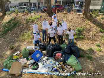 Quattromiglia di Rende ripulita grazie al World CleanUp Day - Calabria Diretta News - calabriadirettanews
