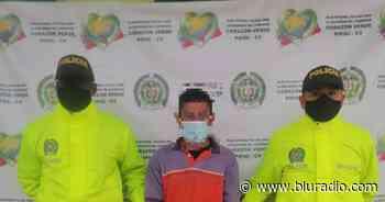 Capturan a alias 'Pacho', presunto responsable de masacre en Buesaco - Blu Radio