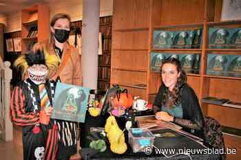 Jessica Raes schrijft spannend boek over de mythe van de halloweenpompoen