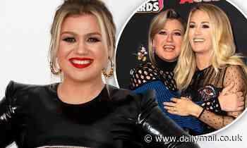 Kelly Clarkson recalls being mistaken for fellow American Idol alumCarrie Underwood