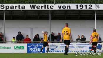 Im Derby gegen Papenburg: Werlte begrenzt Zuschauerzahl - noz.de