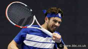 St Petersburg Open: Cameron Norrie loses to Andrey Rublev