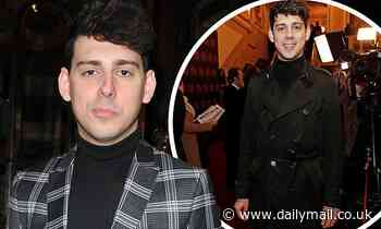 Dancing on Ice's stand in Matt Richardson 'is left with concussion after head injury'