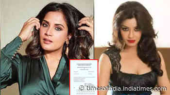 'This is what win looks like' writes Richa Chadha as she shares copy of court order in defamation case against Payal Ghosh