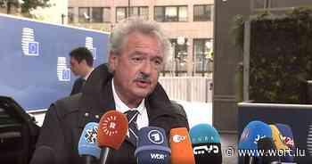 Jean Asselborn kriegt vom Parlament Rücken gestärkt - Luxemburger Wort