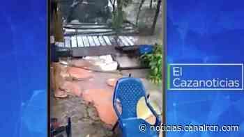 El Cazanoticias: graves inundaciones en Puerto López por daño de una alcantarilla - Noticias RCN