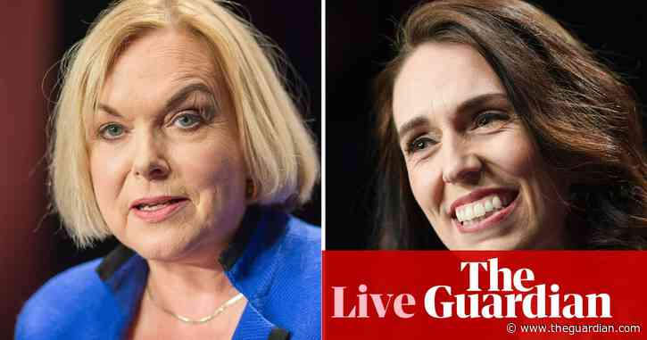 NZ election 2020: Jacinda Ardern's Labour Party on track for majority –live