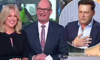 Sunrise ratings get a boost after Sam Armytage and David Koch return full time