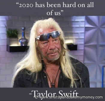 2020 Has Been Hard On All Of Us – Taylor Swift Meme