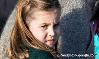 Princess Charlotte gearing up to step into shoes of senior royal member, new video shows