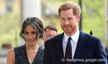Meghan Markle and Prince Harry being 'left behind' by other Royals argues expert
