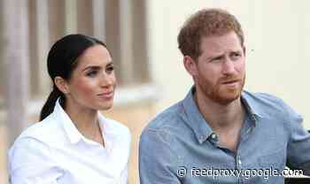 Meghan Markle and Prince Harry 'fast becoming irrelevant' claims royal expert