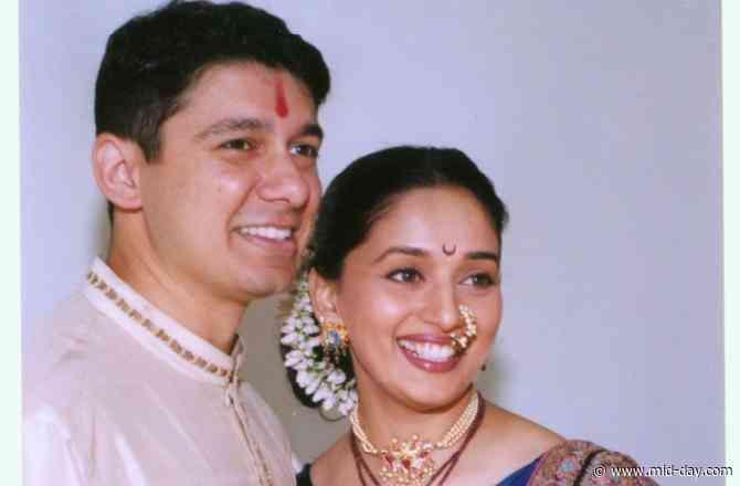 Madhuri Dixit pens note for hubby Sriram Nene on their wedding anniversary: We are so different yet so alike