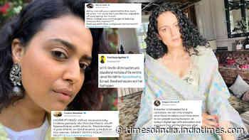 #ParisBeheading: Kangana Ranaut, Swara Bhasker, Shruti Seth condemn the barbaric act