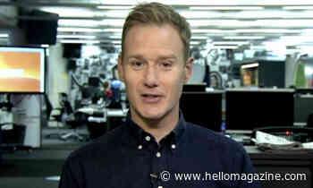 Dan Walker narrowly misses BBC Breakfast appearance for this reason