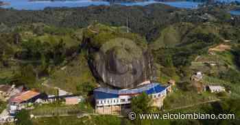 La de El Peñol no es la única, estas son otras piedras de Antioquia - El Colombiano