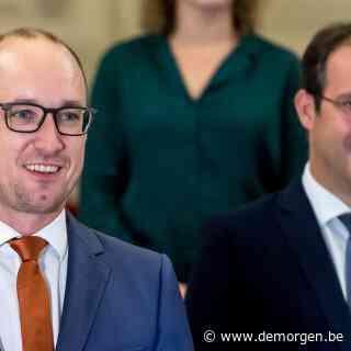 Van Peteghem: 'Bijdrage hoogste vermogens moet jaarlijks 250 tot 300 miljoen euro opleveren'