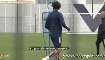 Ligue 1 : Ghislain Printant anime l'entraînement des Girondins de Bordeaux avec son chambrage - PopnSport
