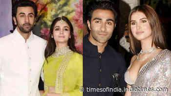 Not Alia Bhatt-Ranbir Kapoor, but Tara Sutaria-Aadar Jain are reportedly getting married?