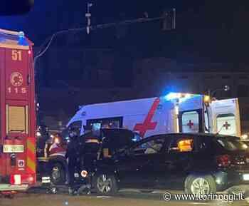 Brutto incidente ieri sera a Nichelino: due feriti e circolazione in tilt - TorinOggi.it