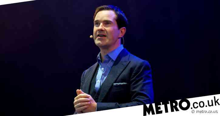 Jimmy Carr admits he's had a lot of cosmetic work done