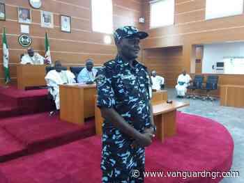 Insurgency: Borno Assembly honours defunct SARS commander - Vanguard
