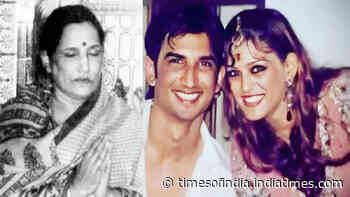Sushant Singh Rajput's sister Shweta marks Navratri celebrations by paying tribute to her mother