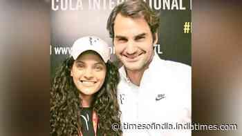 Saiyami Kher gives her take on the Rafael Nadal vs Roger Federer rivalry