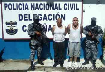 PNC captura a peligroso palabrero en Sensuntepeque, Cabañas - Diario La Huella