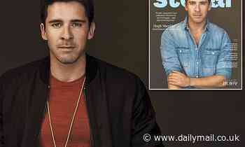 Hugh Sheridan comes out as 'bisexual' as he reveals he's attracted to men and women
